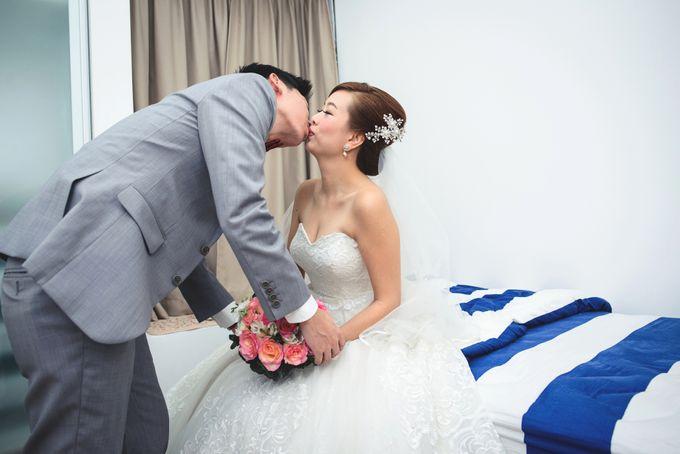 Wedding Photography Singapore - Fullerton Hotel - Tai & Elaine by Rave Memoirs - 028