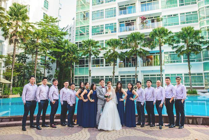 Wedding Photography Singapore - Fullerton Hotel - Tai & Elaine by Rave Memoirs - 029