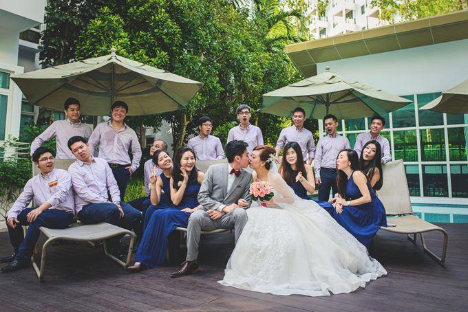 Wedding Photography Singapore - Fullerton Hotel - Tai & Elaine by Rave Memoirs - 031