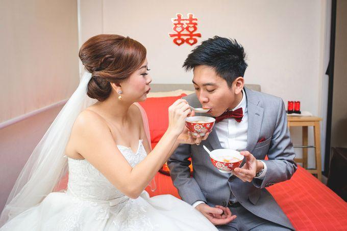 Wedding Photography Singapore - Fullerton Hotel - Tai & Elaine by Rave Memoirs - 033