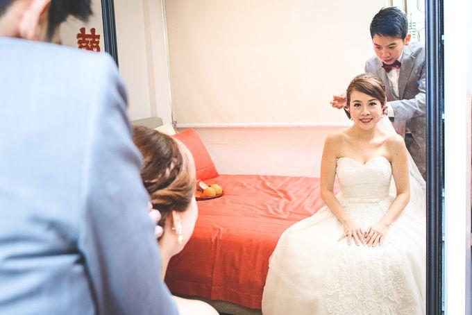 Wedding Photography Singapore - Fullerton Hotel - Tai & Elaine by Rave Memoirs - 034
