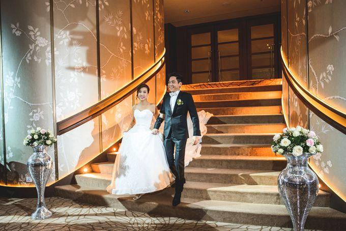Wedding Photography Singapore - Fullerton Hotel - Tai & Elaine by Rave Memoirs - 039