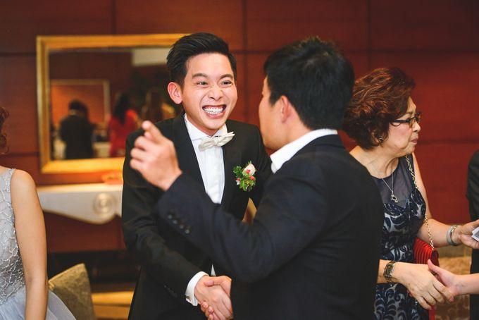 Wedding Photography Singapore - Fullerton Hotel - Tai & Elaine by Rave Memoirs - 049