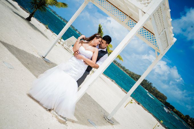 Jeanine & Rui at Radisson Blu Azuri by Photography Mauritius - 012