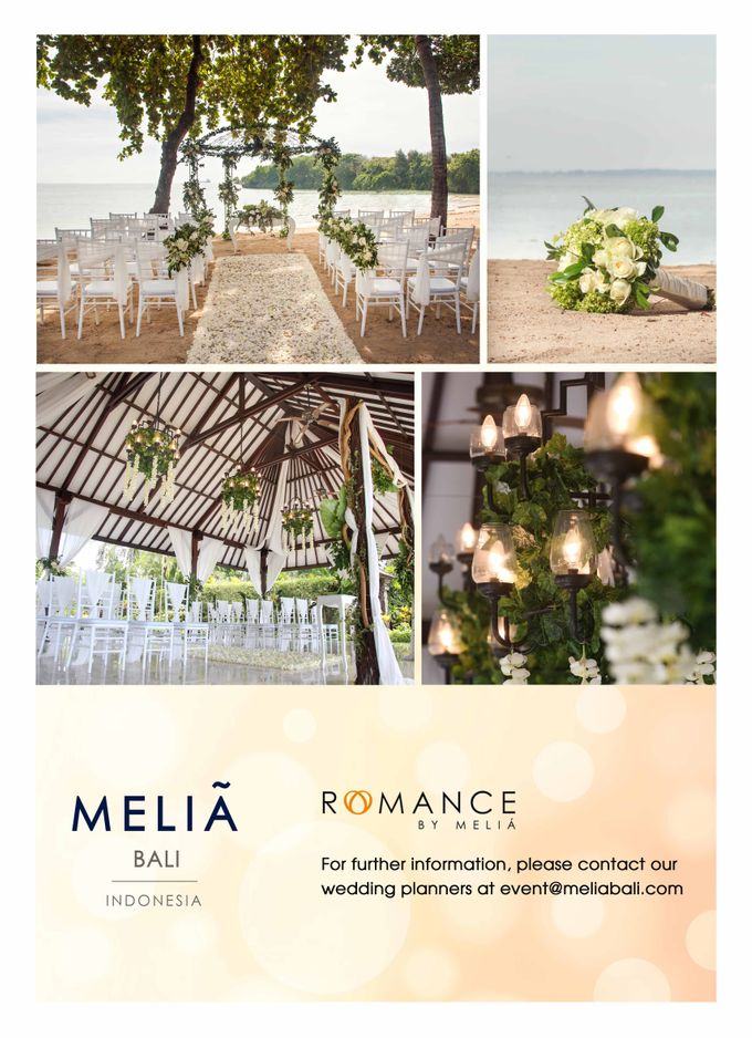 Wedding Poster 2016 by Meliá Bali Indonesia - 003