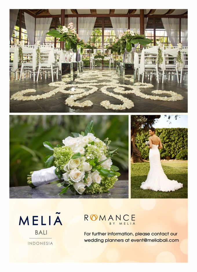 Wedding Poster 2016 by Meliá Bali Indonesia - 004