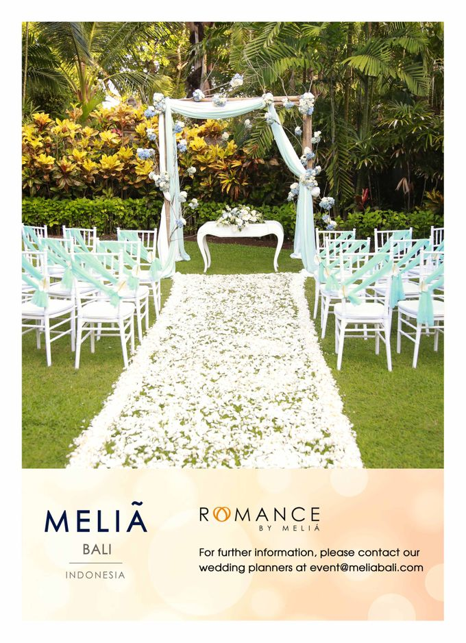 Wedding Poster 2016 by Meliá Bali Indonesia - 002