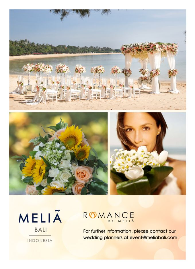Wedding Poster 2016 by Meliá Bali Indonesia - 005