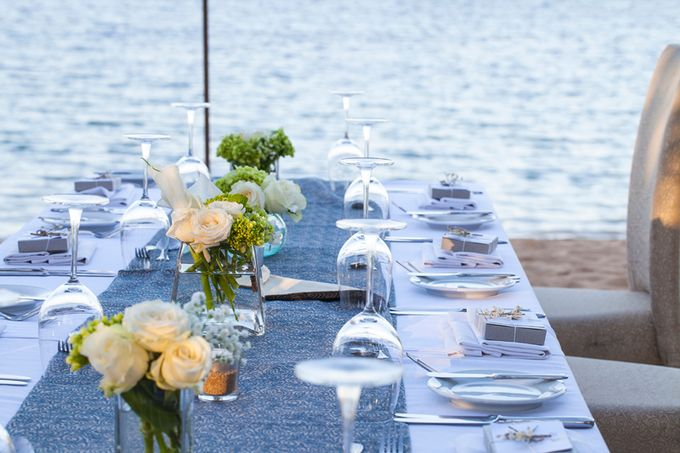 Wedding Reception by The Laguna Resort and Spa, A Luxury Collection - 002