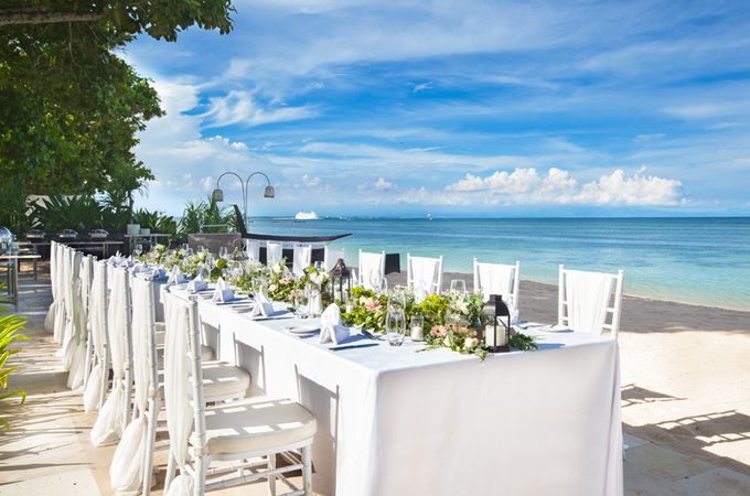 Beach Wedding by The Laguna Resort and Spa, A Luxury Collection - 003