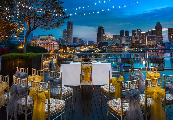 Weddings at Lantern by The Fullerton Hotels - 003