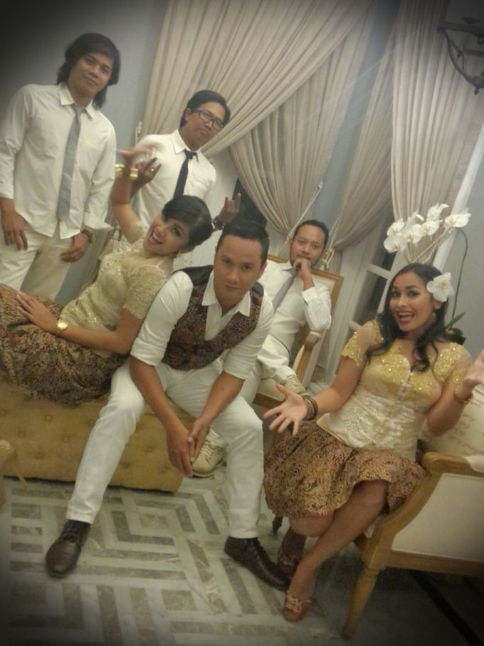 Wedding at Ayana by NEXTBEAT BAND BALI - 002