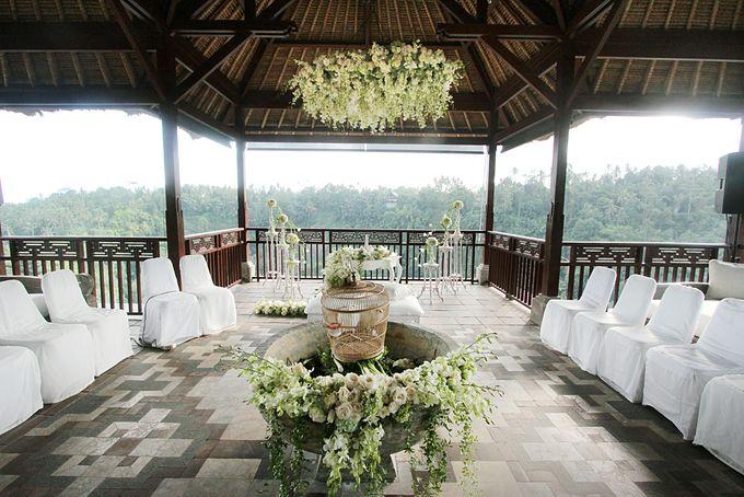 Wedding of Dede and Ivonne Kadiman by Mandapa, a Ritz-Carlton Reserve - 006