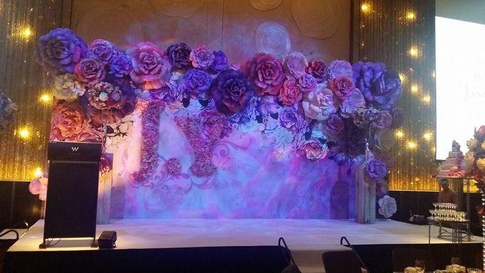 Wedding of Jansen & Yvonne by Bi-lingual Female Emcee Sharlyn Lim - 002