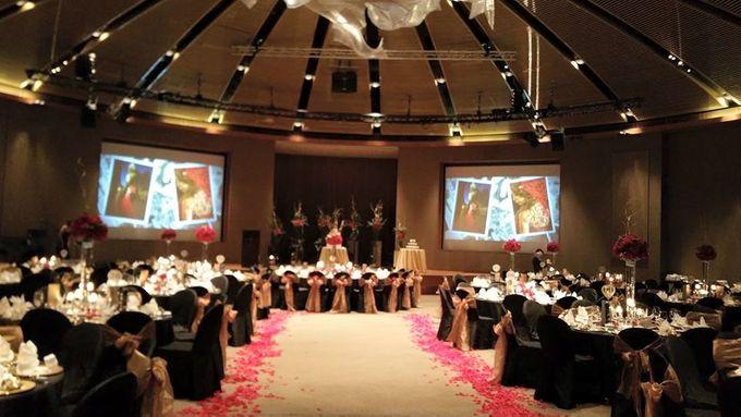 Wedding of Junwei & Kristal by Bi-lingual Female Emcee Sharlyn Lim - 003