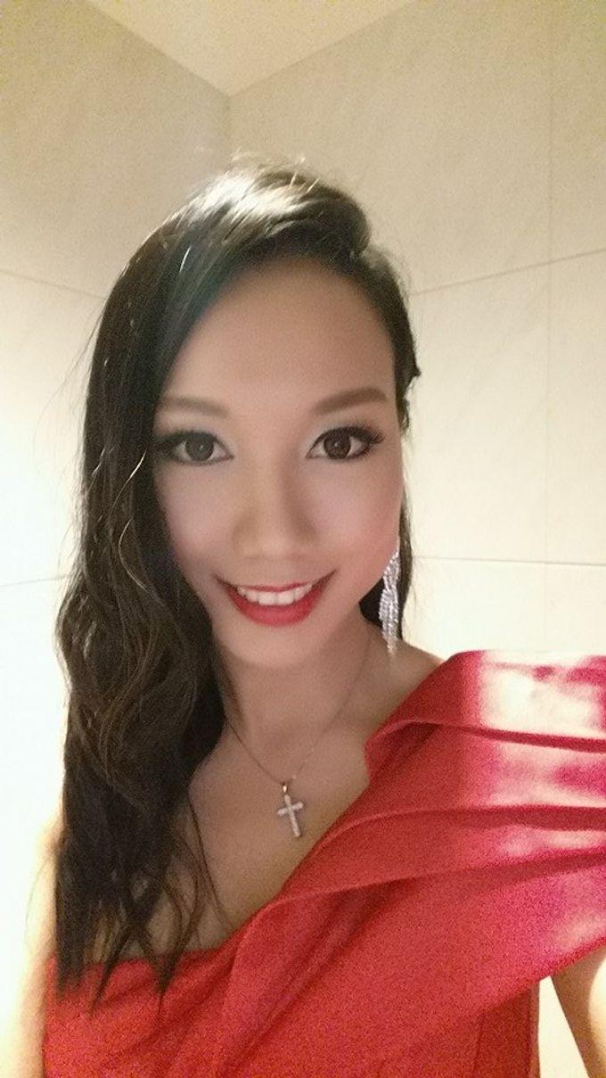 Wedding of Mark Tan & Wu Fan by Bi-lingual Female Emcee Sharlyn Lim - 001