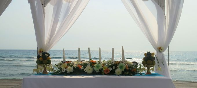 WEDDING SUDAMALA SUITES & VILLAS LOMBOK by Sudamala Resorts - 001