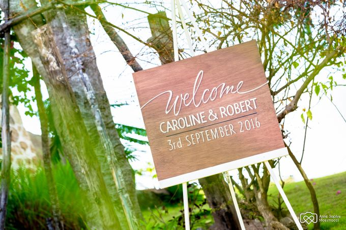 Caz & Rob Wedding by Samui Weddings and Events - 001