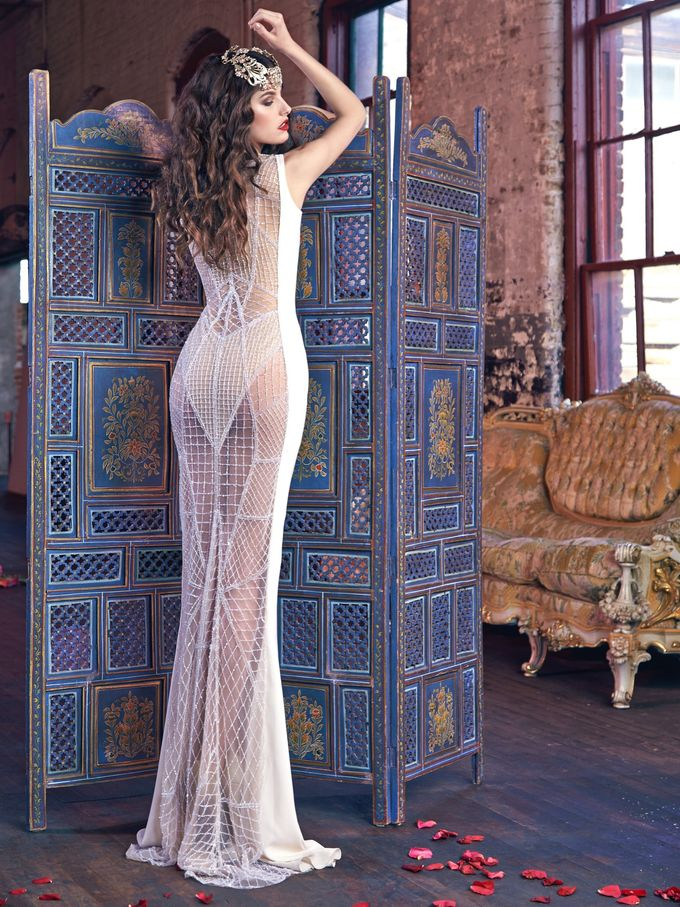 Spring-Summer 2016 Les Reves Bohemiens Collection by The Proposal - 031