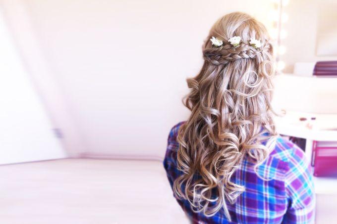 Wedding   Hair Styling by Felicia Sarwono Makeup Art - 011