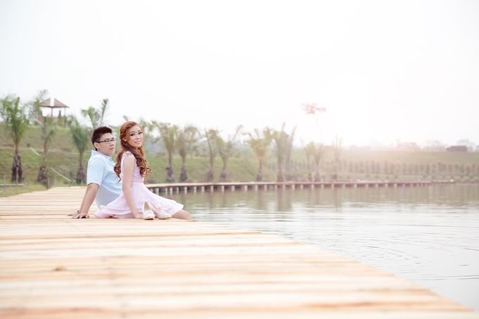 Prewedding Wentali & Yuliani by Aldea Photography - 006