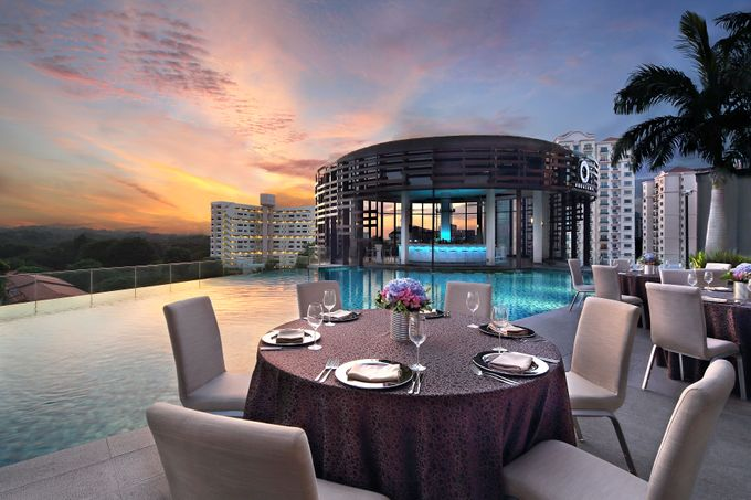 Intimate Lunch & Dinner Banquet Venues by Park Hotel Alexandra - 001