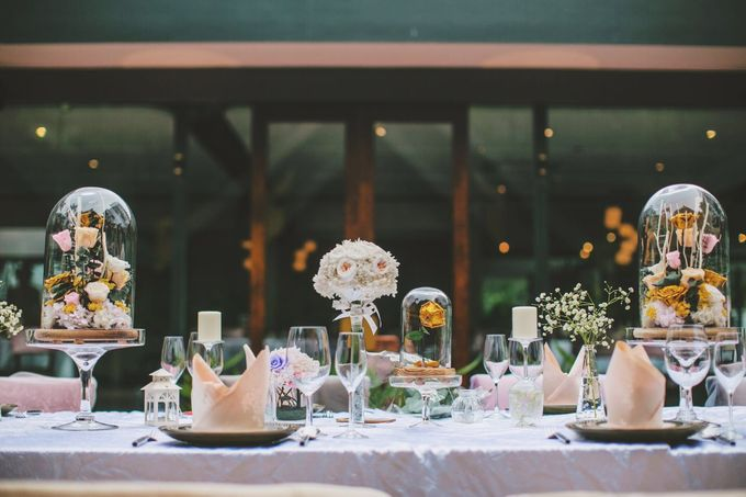 Preserved Flower Wedding Event by BloomBack - 001