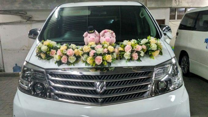 Foto Dekorasi Mobil BK Rent Car by BKRENTCAR - 009