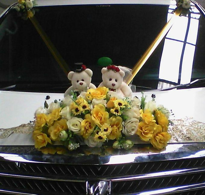 Wedding Car BK Rent Car by BKRENTCAR - 002