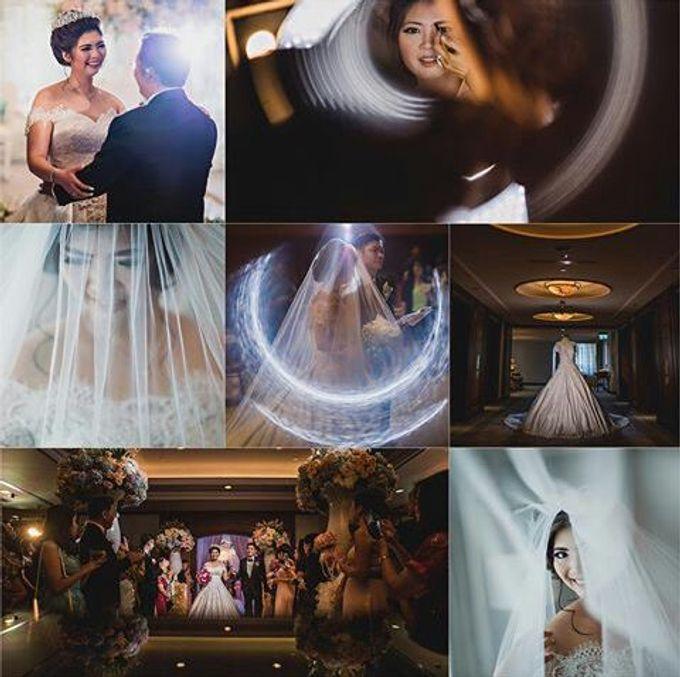 The Wedding Of Benny & Michelle by STILETTO PAGAR AYU - 005