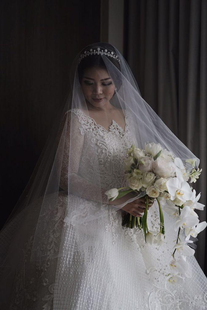 The wedding of Kelveen & Valencia by Blooming Elise Flowers - 001