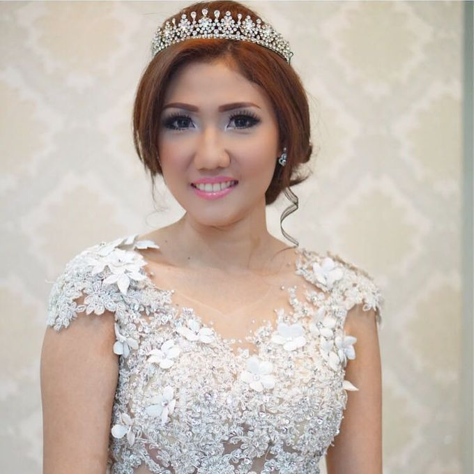 Wedding Makeup by Eva Bridal & Make Up - 004