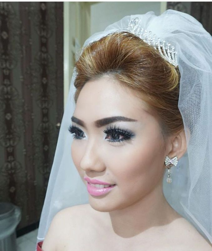 Wedding Makeup by Eva Bridal & Make Up - 002
