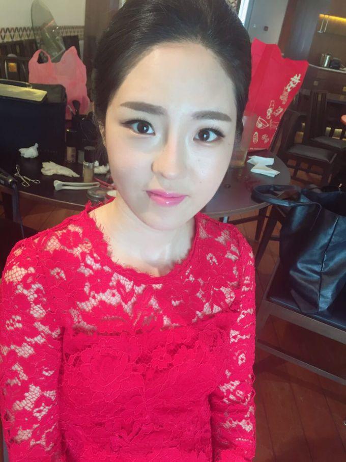Korean Makeup by Zenmakeup - 004