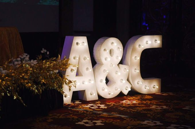 The Wedding of Arvan & Chelsy by The Trans Resort Bali - 003