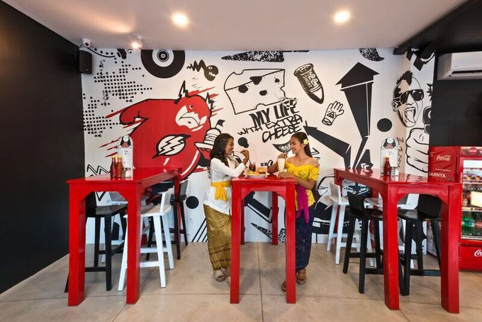 Our Products by Fatboy's The Burger Bar Bali - 001