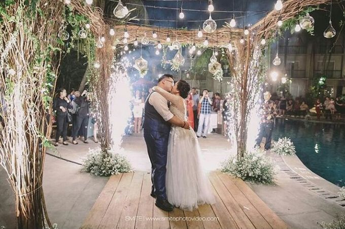 Krishna & Evelin Wedding 3 September 2017 by Sheraton Bandung Hotel & Towers - 001