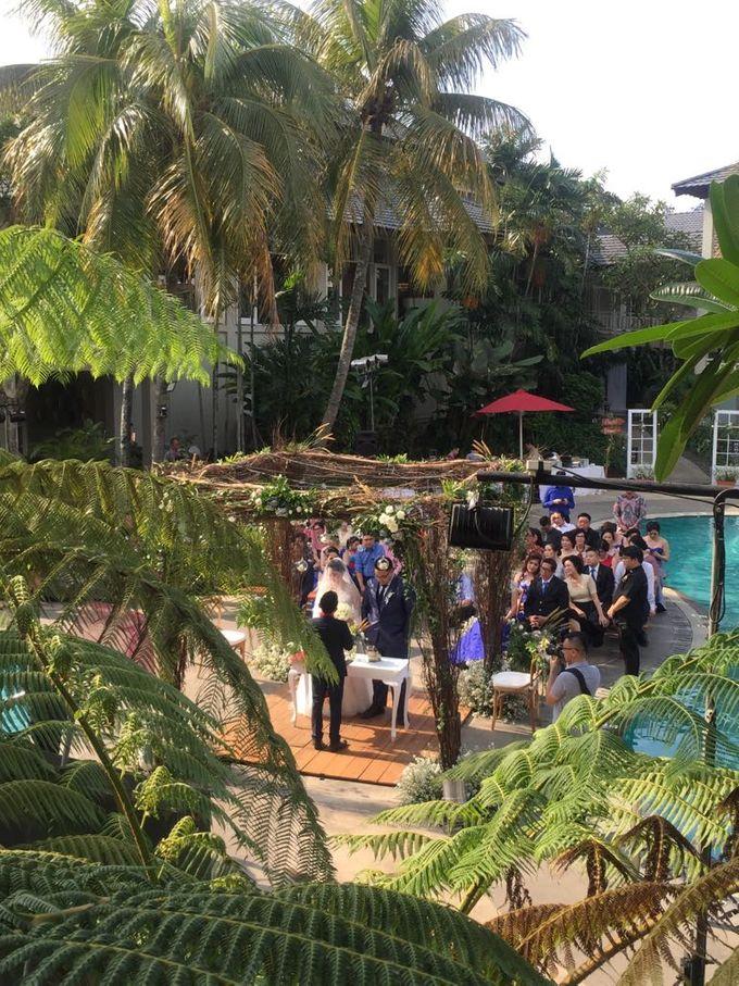Krishna & Evelin Wedding 3 September 2017 by Sheraton Bandung Hotel & Towers - 003