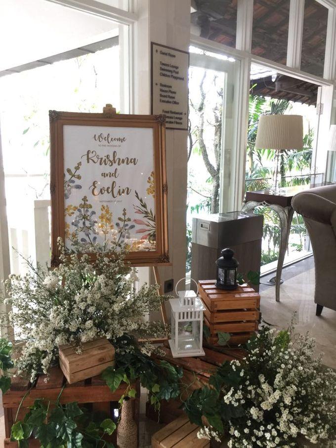 Krishna & Evelin Wedding 3 September 2017 by Sheraton Bandung Hotel & Towers - 004