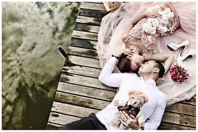 Pre Wedding by Vickyphotography - 001