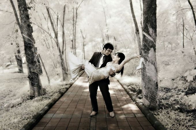 Pre Wedding by Vickyphotography - 006