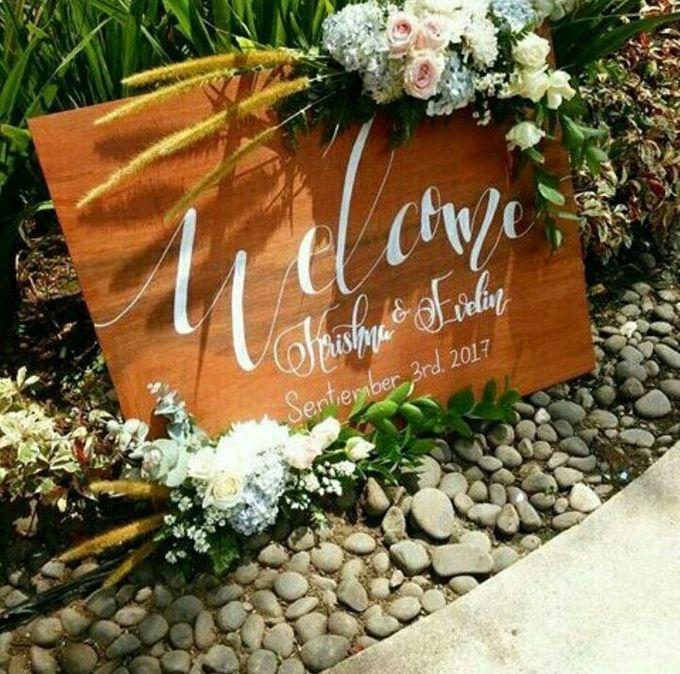 Krishna & Evelin Wedding 3 September 2017 by Sheraton Bandung Hotel & Towers - 008