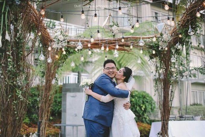 Krishna & Evelin Wedding 3 September 2017 by Sheraton Bandung Hotel & Towers - 009