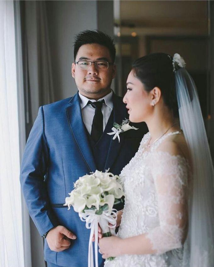 Krishna & Evelin Wedding 3 September 2017 by Sheraton Bandung Hotel & Towers - 007