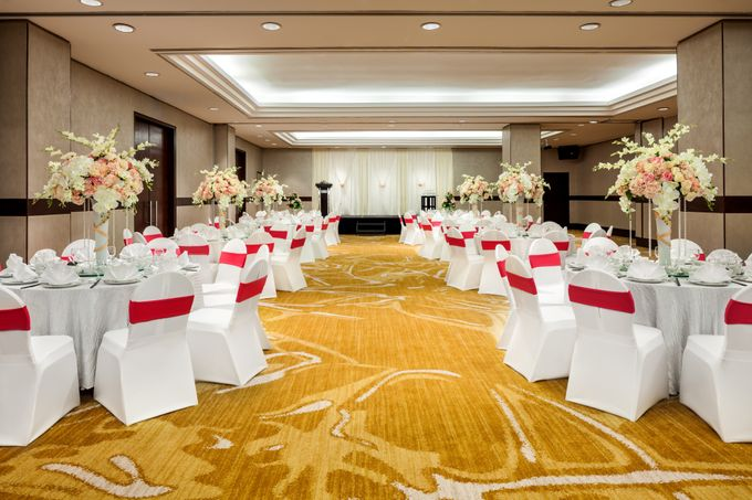 Holiday Inn Singapore Atrium Wedding Themes 2015 & 2016 by Holiday Inn Singapore Atrium - 005
