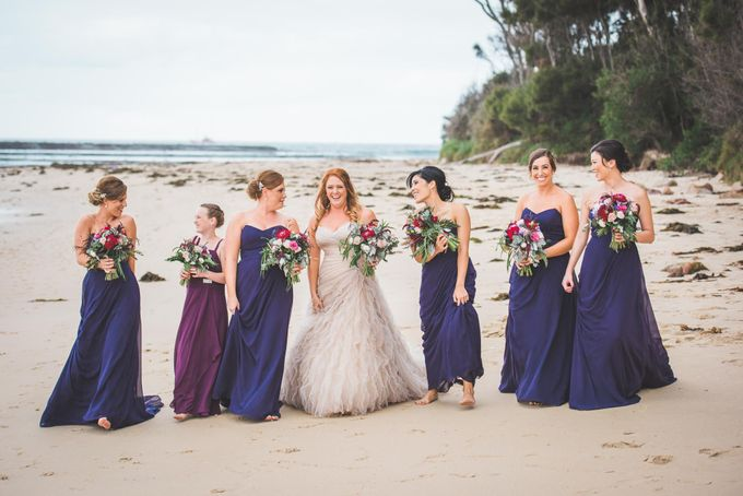 Jacqueline and Matts South Coast Wedding by Casey Morton Photography - 037