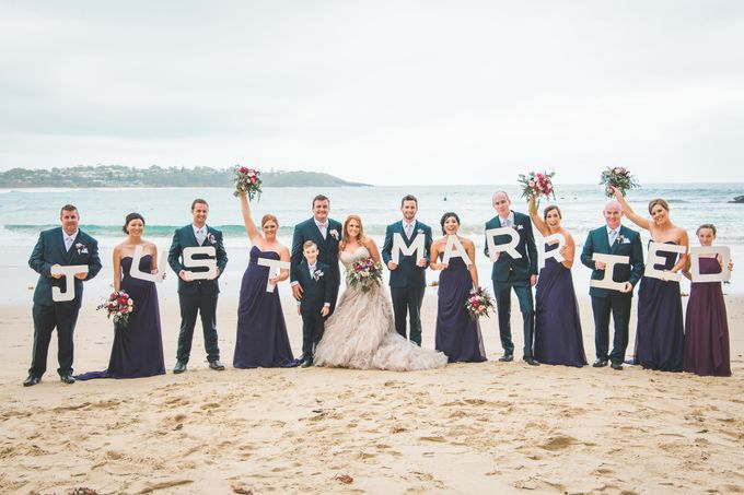 Jacqueline and Matts South Coast Wedding by Casey Morton Photography - 040