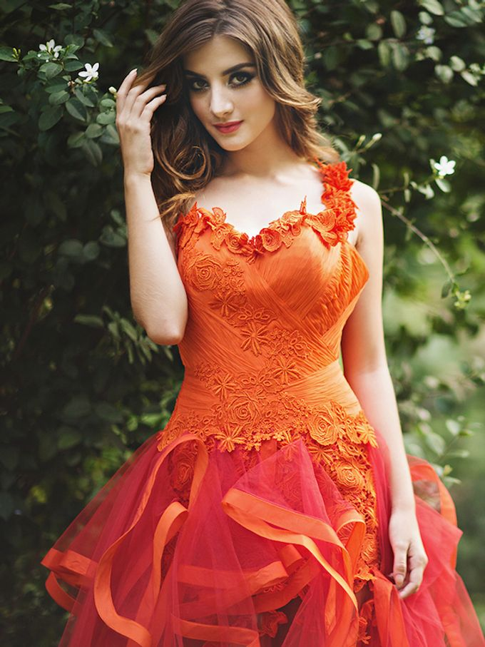 Pre-Wedding Gowns Collection by The Dresscodes Bridal - 016