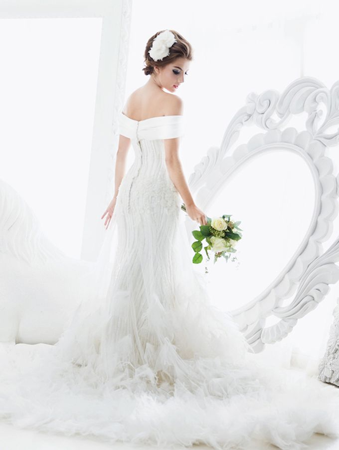 Wedding Dress Collection by The Dresscodes Bridal - 013