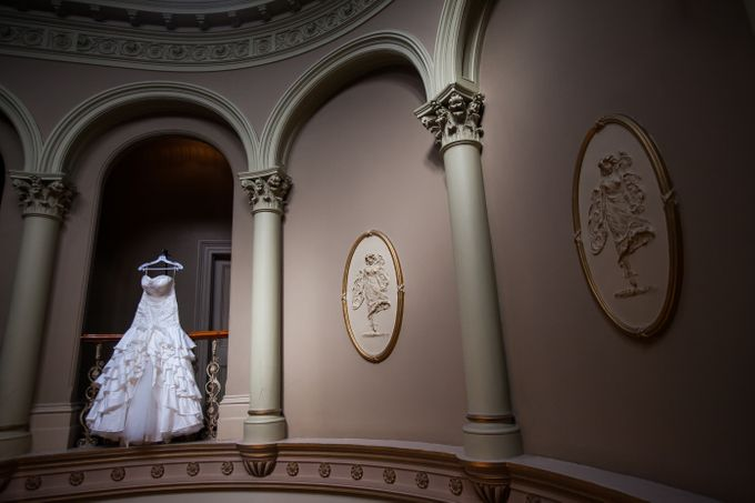 Wedding ceremony by The Wedding Barn Gallery - 002